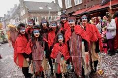 Showdans Carnaval