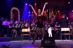 Showdansoptredens jaarconcert Volharding